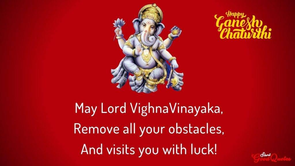 Ganesh Chaturthi with images